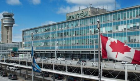 Pierre Elliot Trudeau Airport