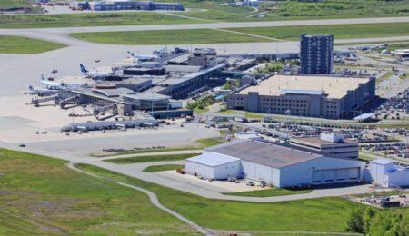 斯坦菲尔德国际机场